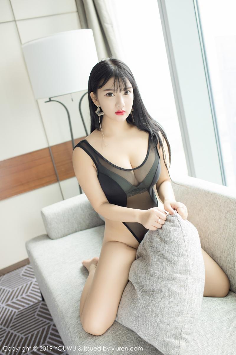[YouWu] 2019.03.04 VOL.138 小尤奈插图4