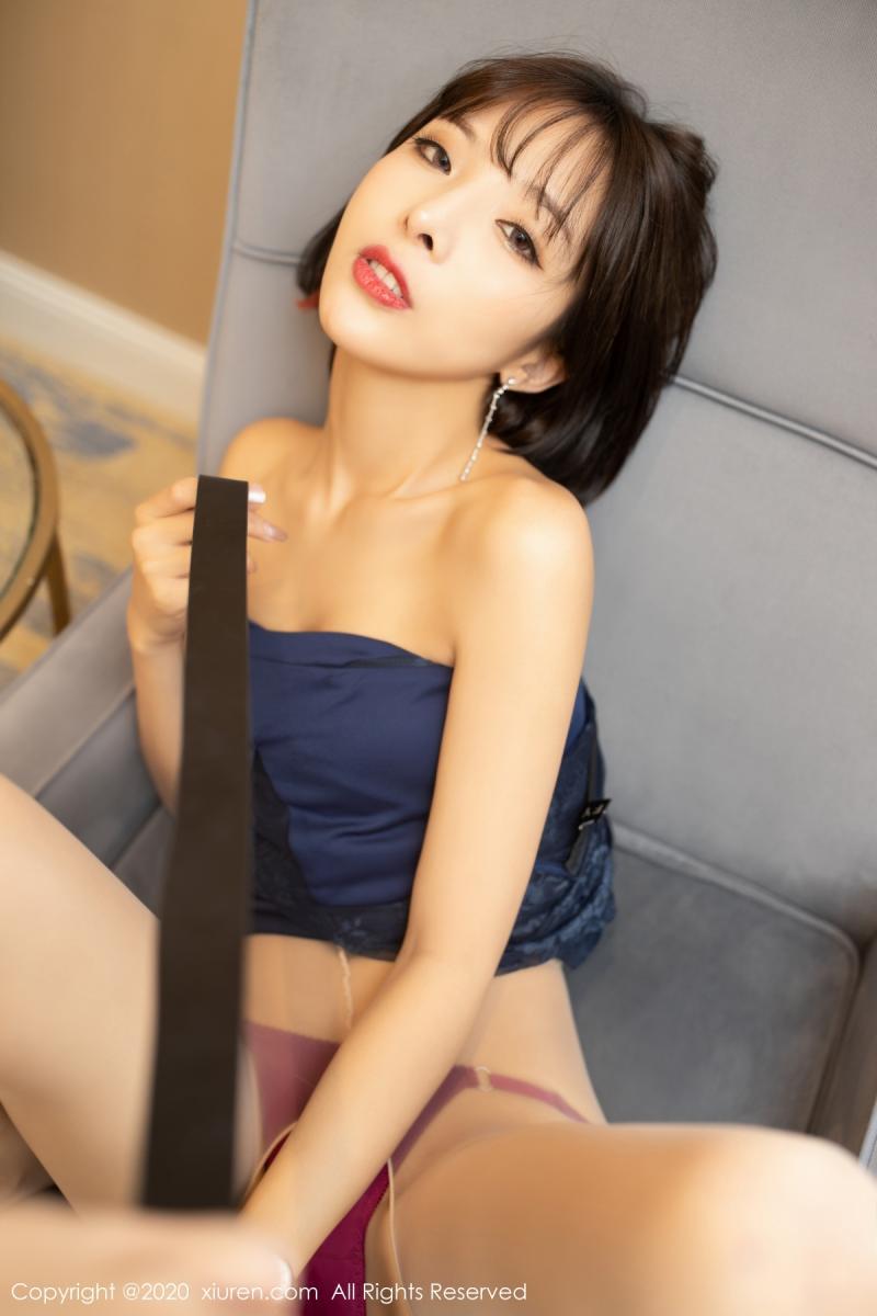 [XIUREN] 2020.11.16 陈小喵