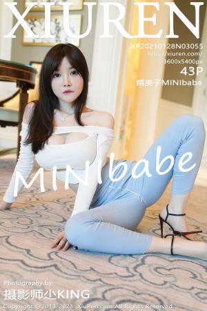 [XIUREN] 2020.01.28 糯美子MINIbabe