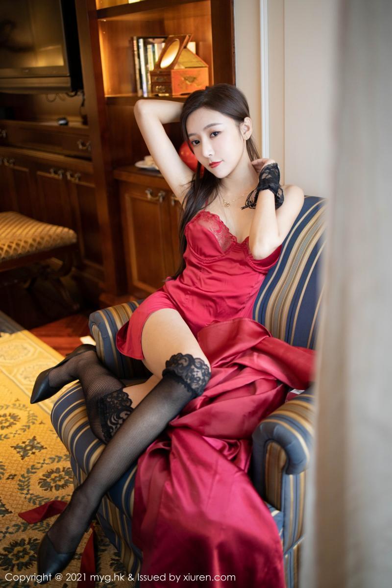 [MyGirl] 2021.03.05 VOL.496 王馨瑶yanni