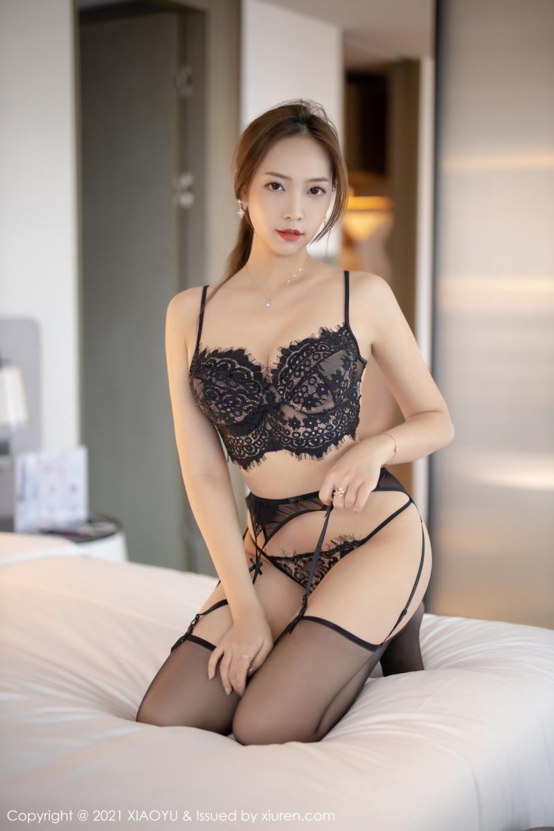 [XIAOYU] 2021.03.18 VOL.491 郑颖姗Bev插图4