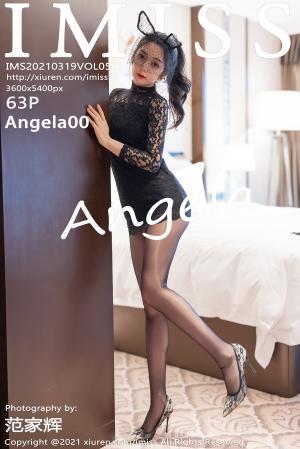 [IMISS] 2021.03.19 VOL.566 Angela00