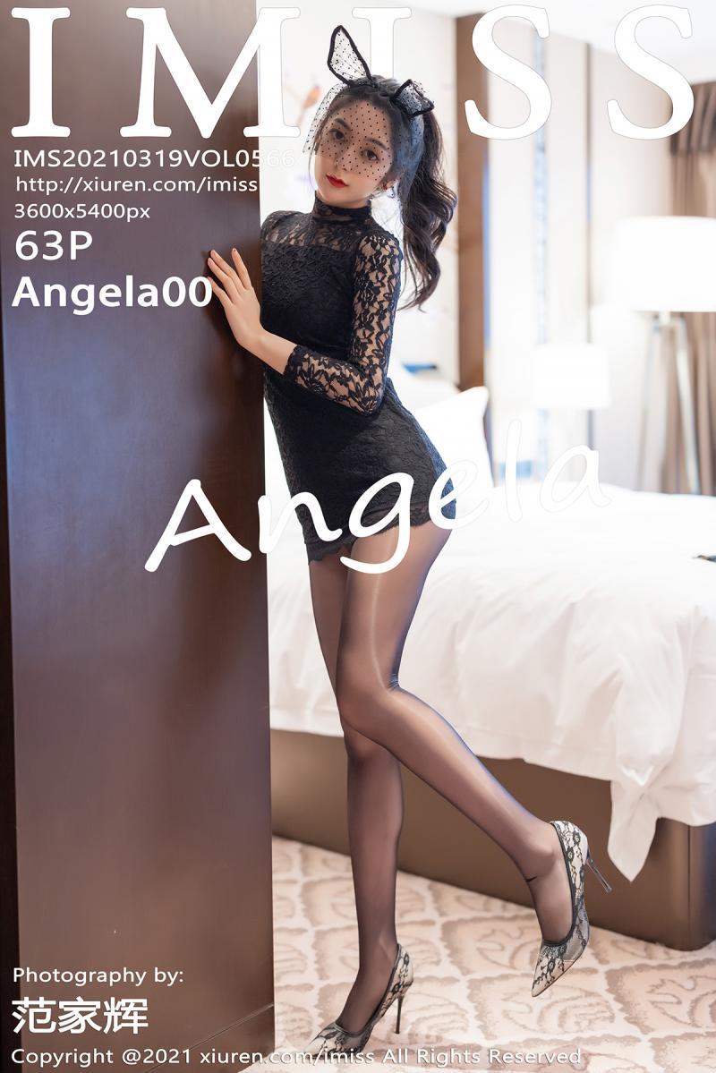 [IMISS] 2021.03.19 VOL.566 Angela00插图