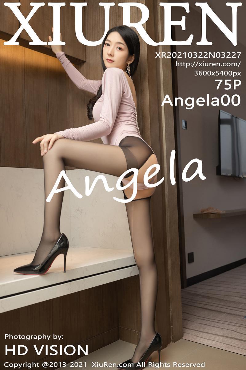 [XIUREN] 2021.03.22 Angela00插图