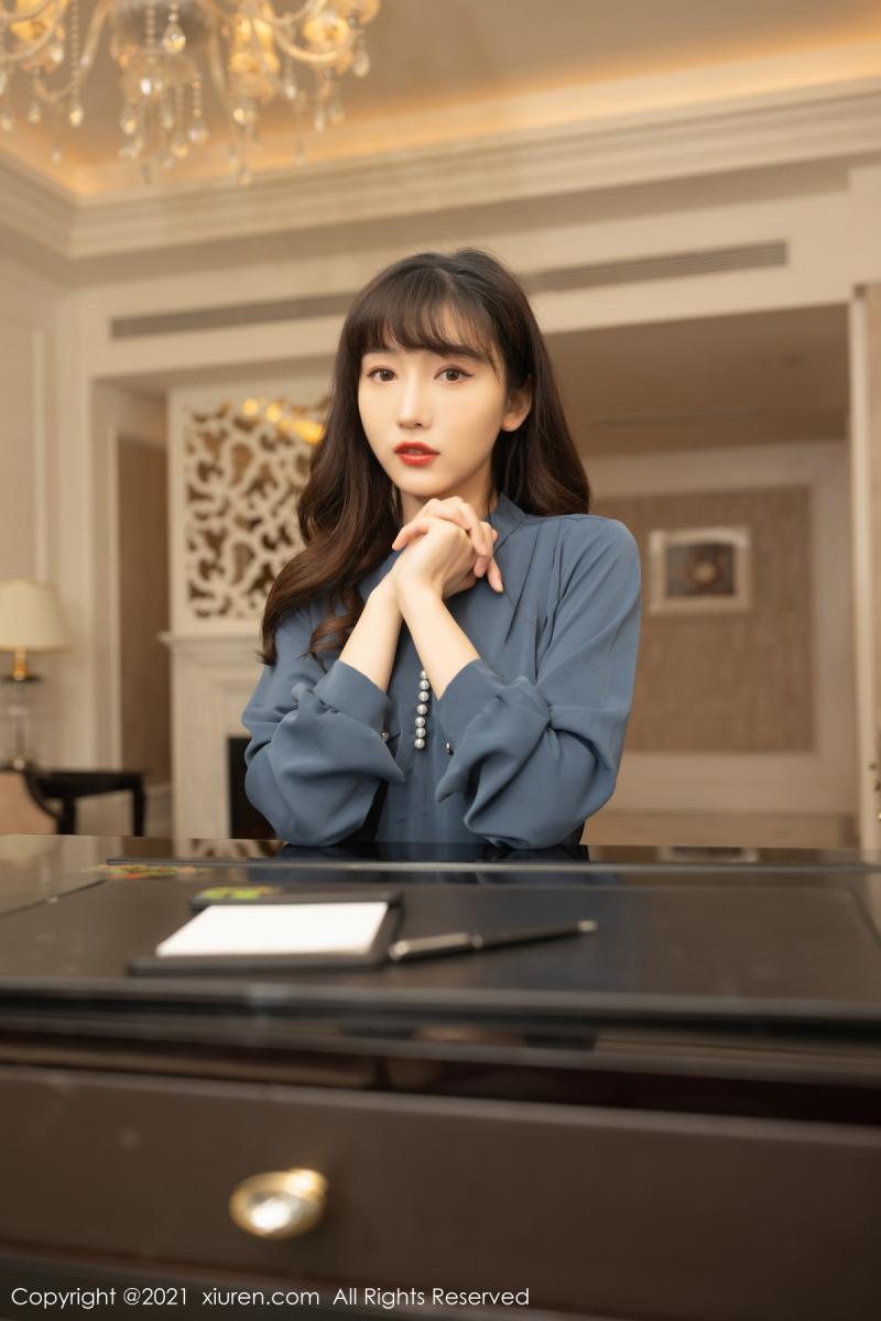 [XIUREN] 2021.03.25 陆萱萱插图4