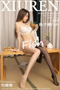 [XIUREN] 2021.03.26 鱼子酱Fish P0