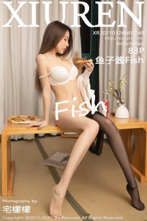 [XIUREN] 2021.03.26 鱼子酱Fish