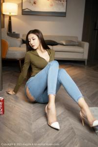 [MyGirl] 2021.03.29 VOL.502 王馨瑶yanni P2