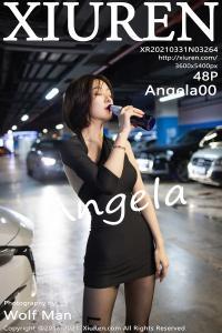 [XIUREN] 2021.03.31 Angela00 P0