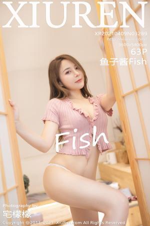 [XIUREN] 2021.04.09 鱼子酱Fish