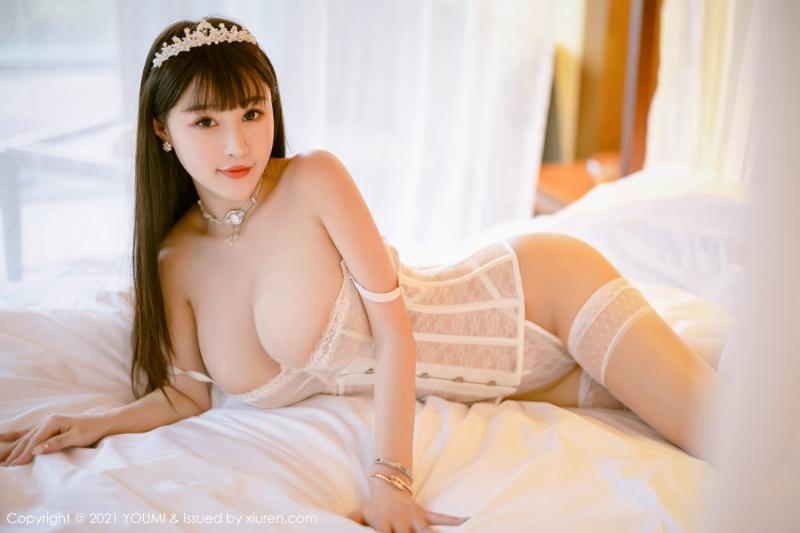 [YOUMI] 2021.04.12 VOL.628 朱可儿Flower插图4