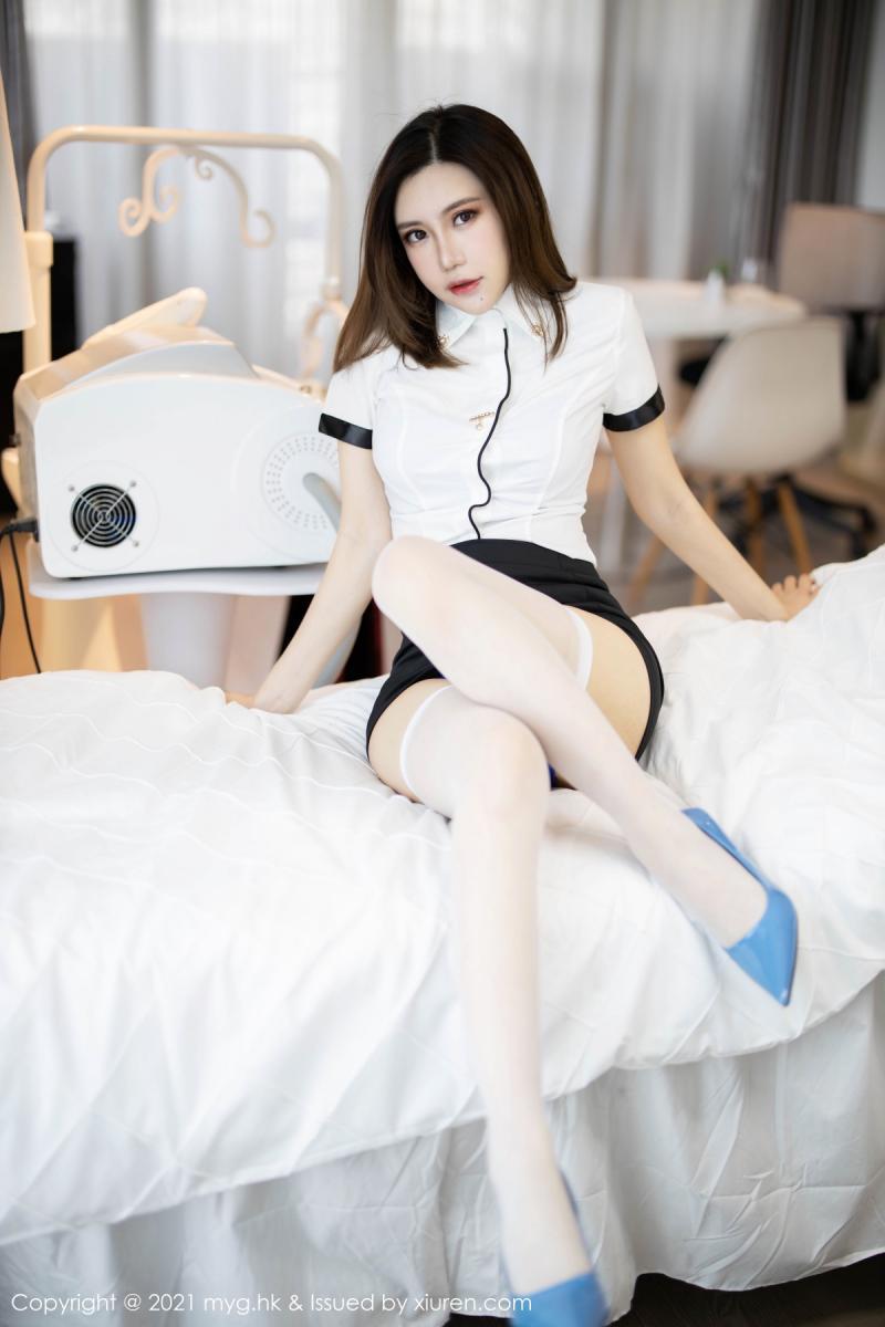 [MyGirl] 2021.04.14 VOL.511 绮里嘉Carina插图3