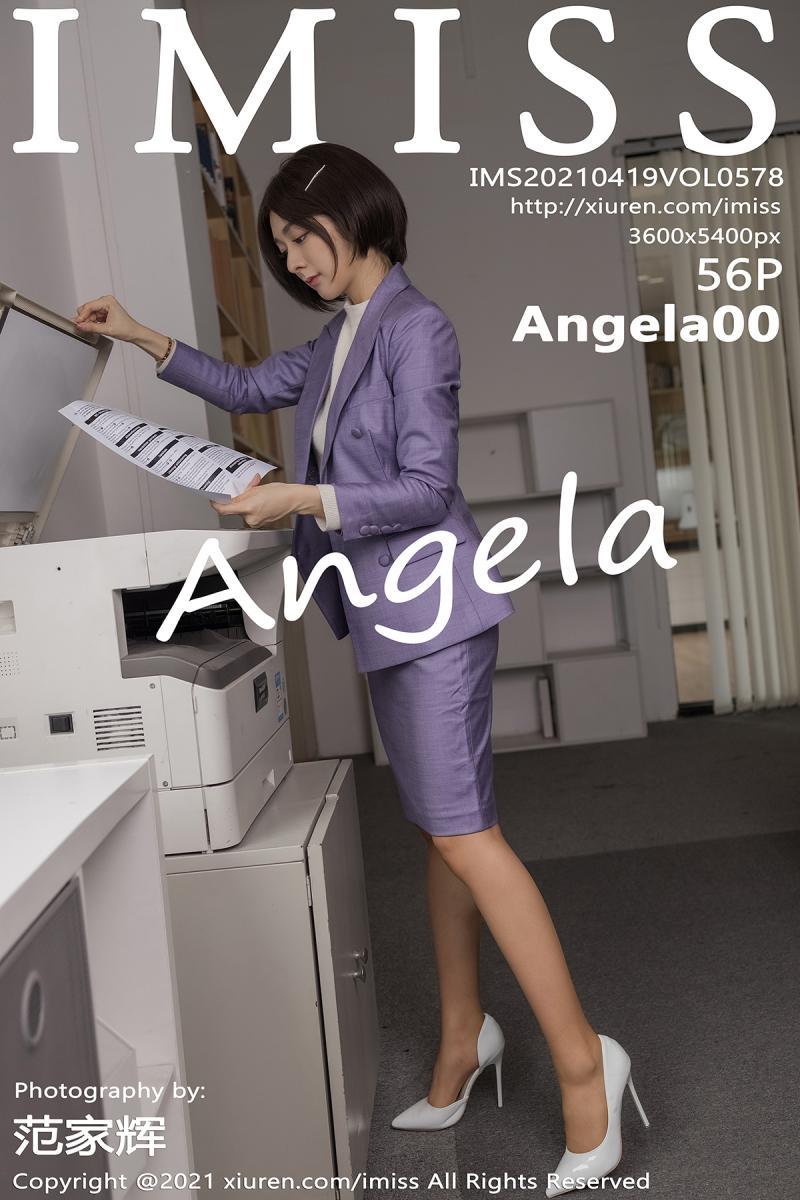 [IMISS] 2021.04.19 VOL.578 Angela00插图