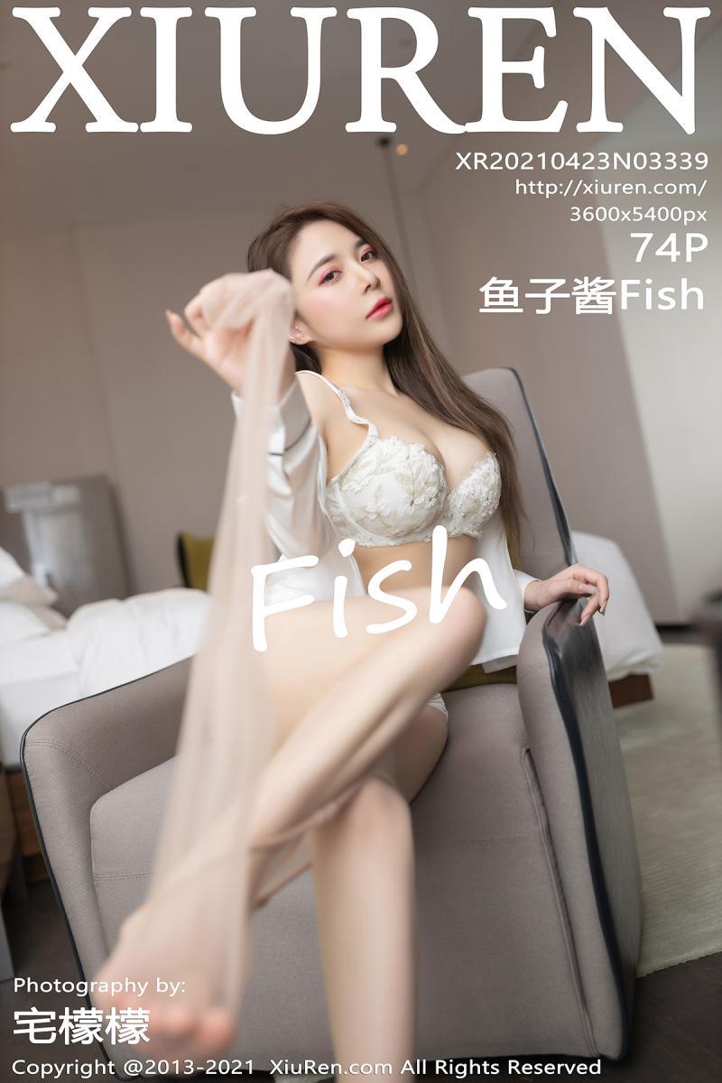 [XIUREN] 2021.04.23 鱼子酱Fish