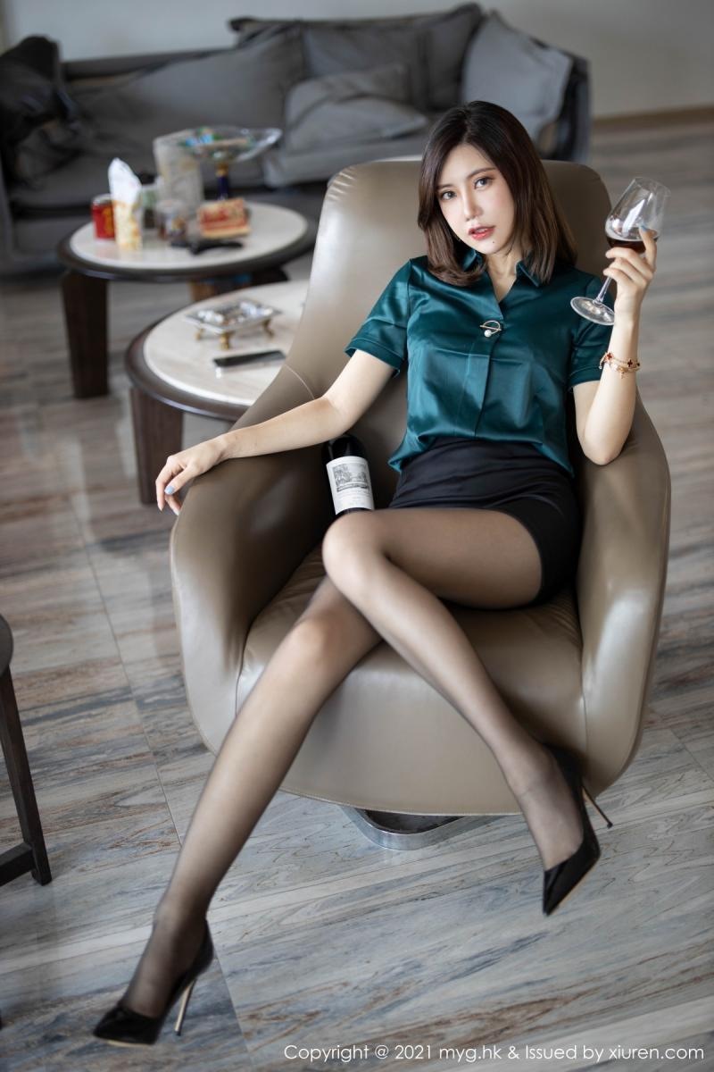 [MyGirl] 2021.04.29 VOL.516 绮里嘉Carina插图4