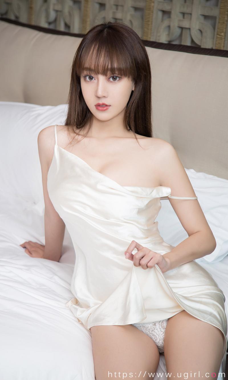 [UGirl] 尤果圈 李宝儿 白色欲网