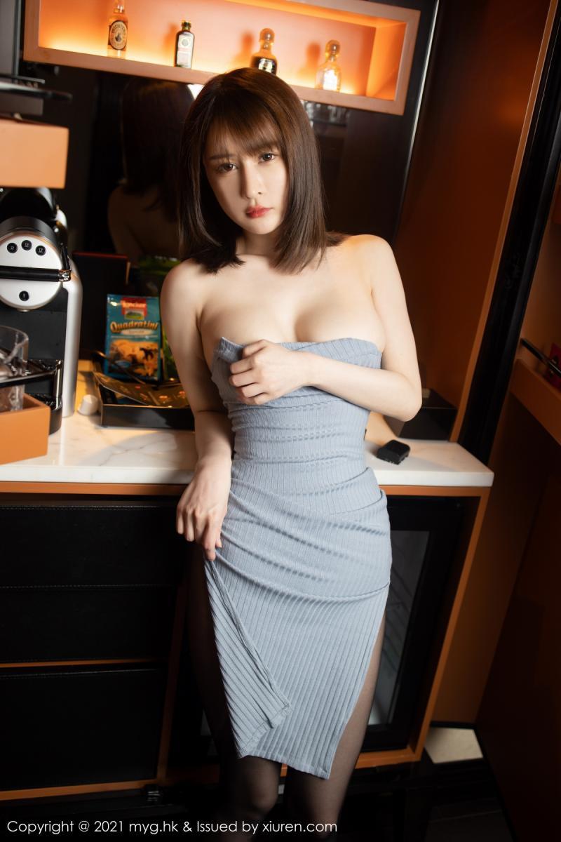 美媛馆 [MyGirl] 2021.07.19 VOL.558 蔡文钰Abby