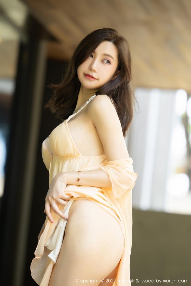 美媛馆 [MyGirl] 2021.07.22 VOL.561 绮里嘉Carina