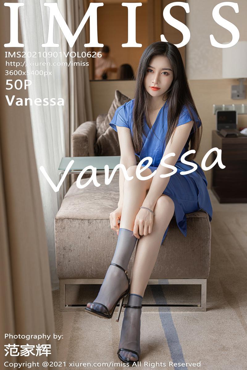 爱蜜社 [IMISS] 2021.09.01 VOL.626 Vanessa