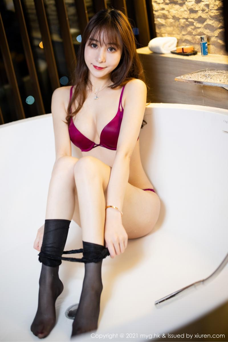 美媛馆 [MyGirl] 2021.09.02 VOL.587 水水er
