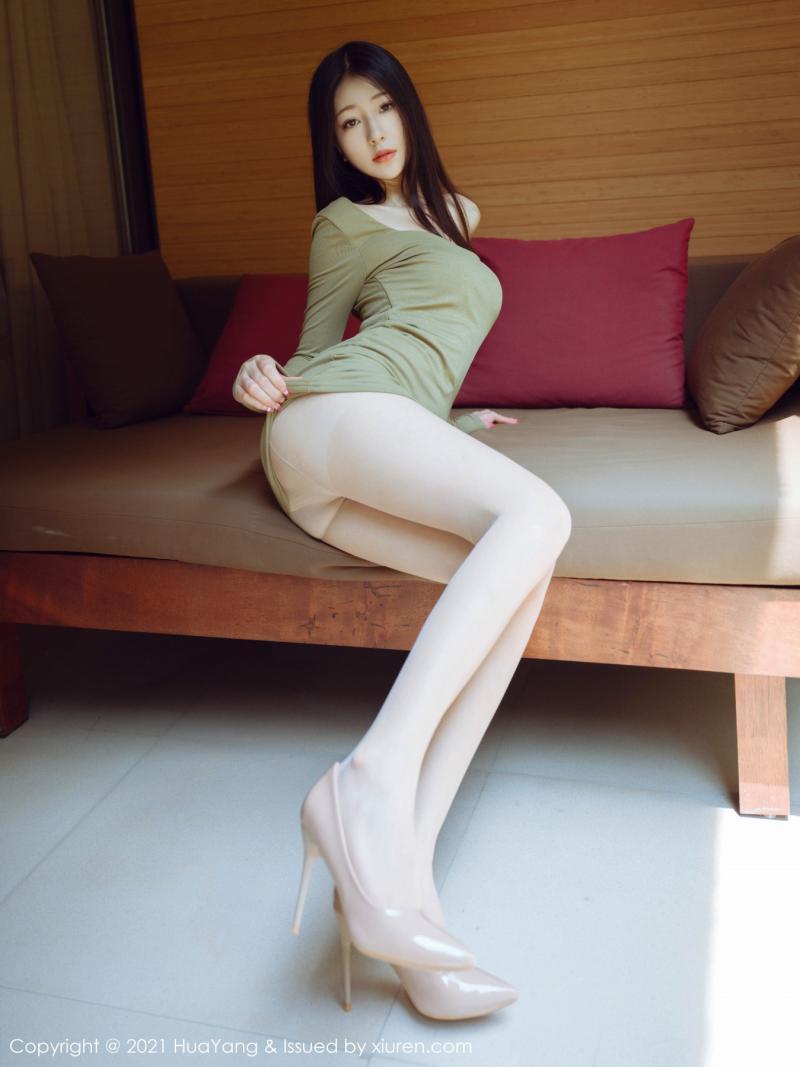 花漾show [HuaYang] 2021.09.06 VOL.446 熊小诺
