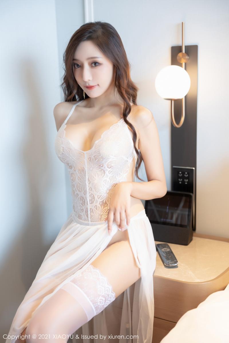 语画界 [XIAOYU] 2021.09.08 VOL.610 王馨瑶yanni