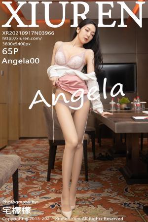 [XIUREN] 2021.09.17 Angela00