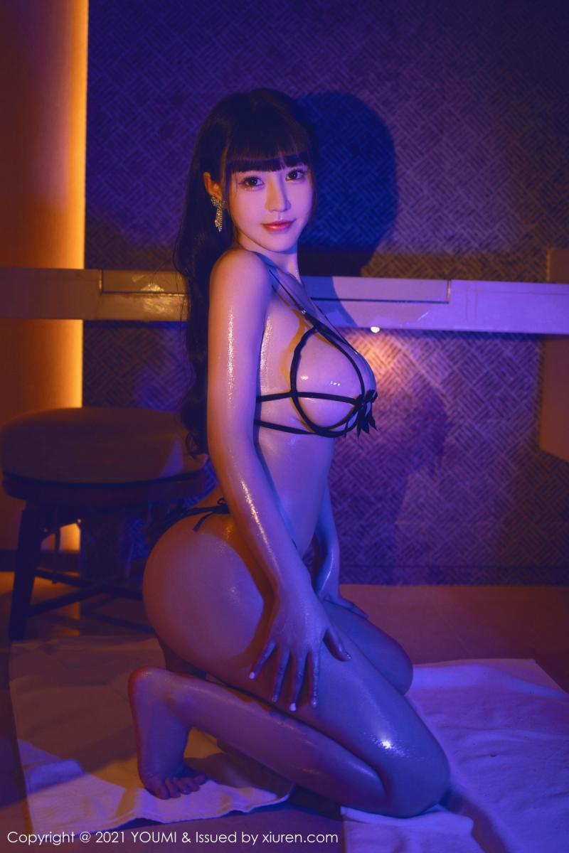 尤蜜荟 [YOUMI] 2021.09.27 VOL.698 朱可儿Flower