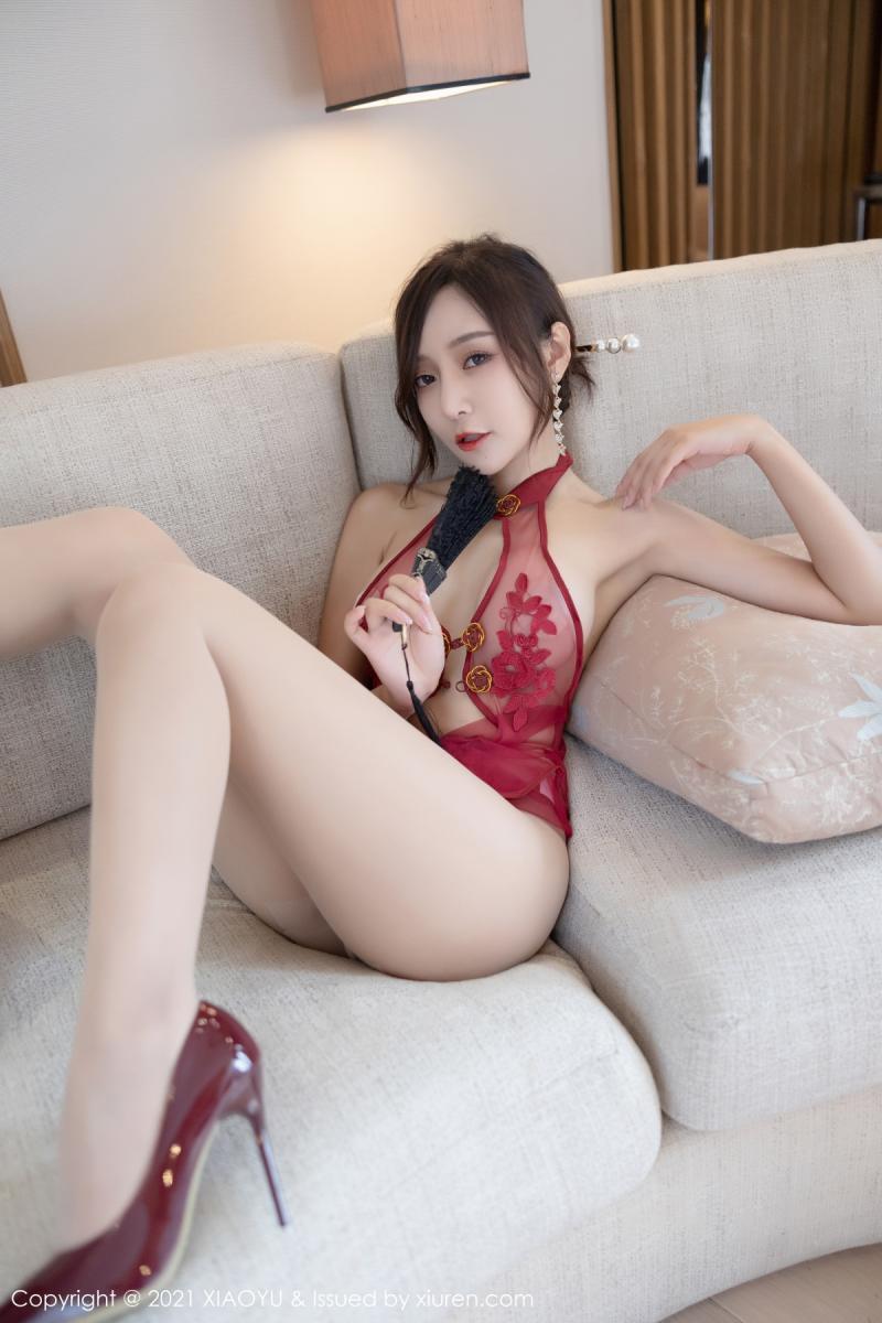 语画界 [XIAOYU] 2021.09.28 VOL.624 王馨瑶yanni