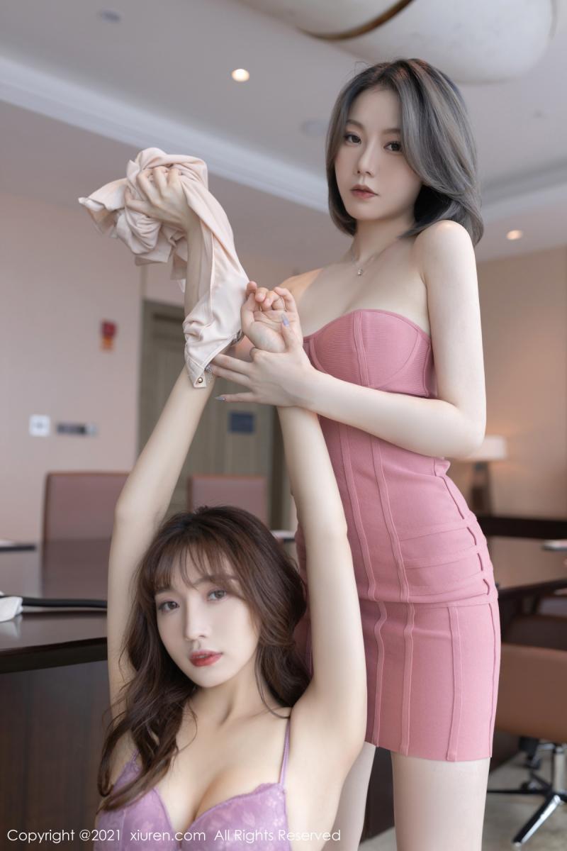 秀人网 [XIUREN] 2021.09.30 陆萱萱