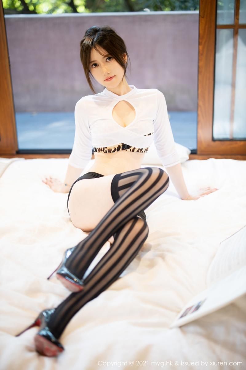 美媛馆 [MyGirl] 2021.09.30 VOL.598 美桃酱