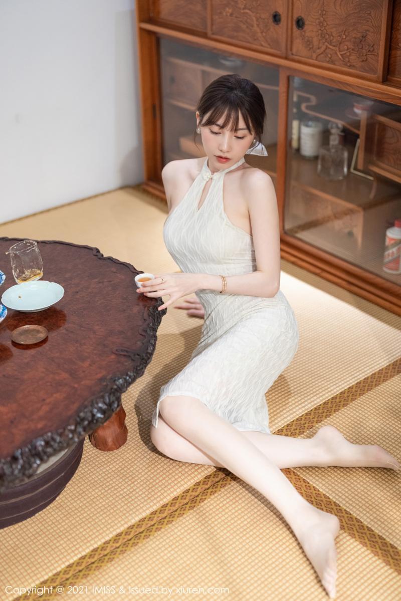 爱蜜社 [IMISS] 2021.10.09 VOL.636 Lynn刘奕宁