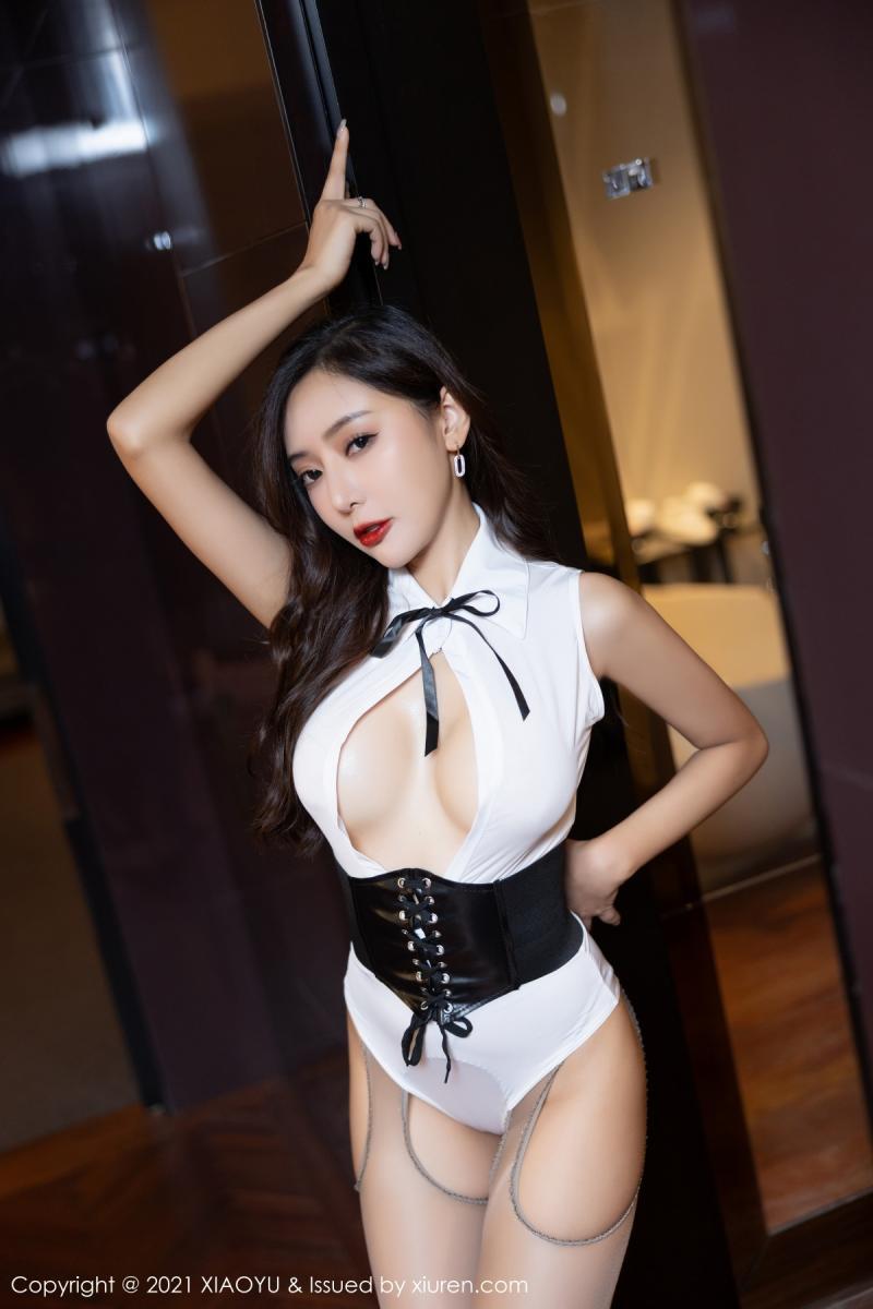 语画界 [XIAOYU] 2021.10.09 VOL.628 王馨瑶yanni