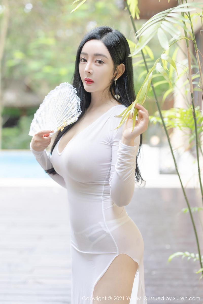 尤蜜荟 [YOUMI] 2021.10.12 VOL.703 允爾