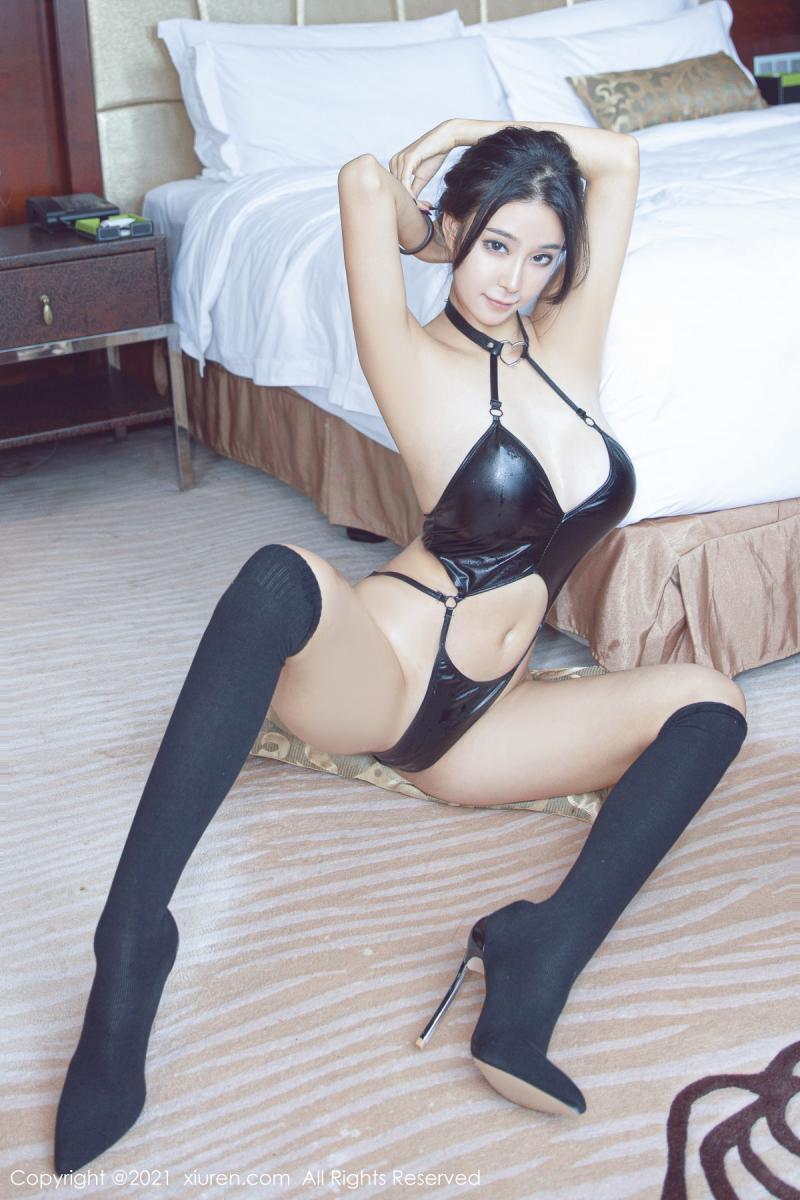 秀人网 [XIUREN] 2021.05.28 蓝夏Akasha
