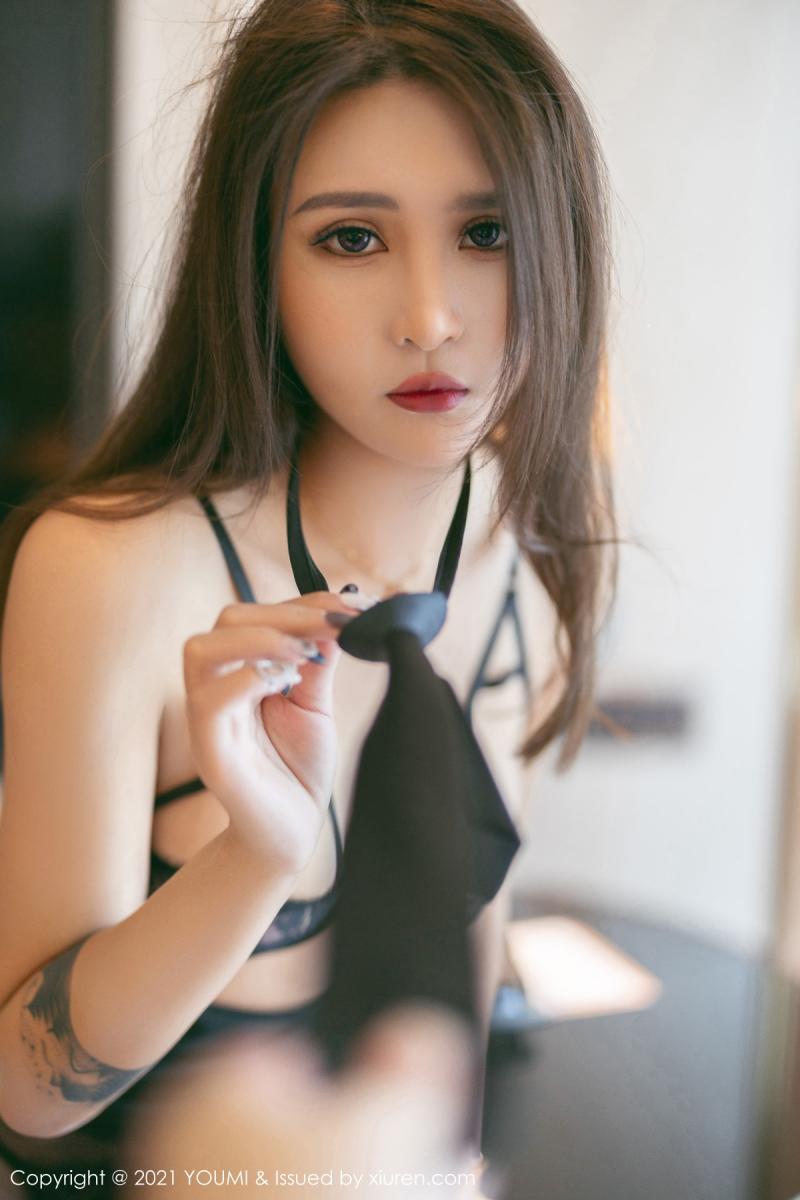 尤蜜荟 [YOUMI] 2021.05.31 VOL.648 Emily顾奈奈