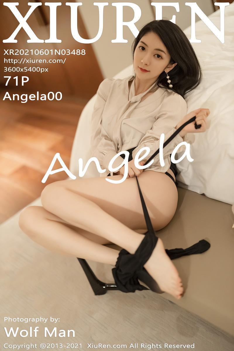 秀人网 [XIUREN] 2021.06.01 Angela00