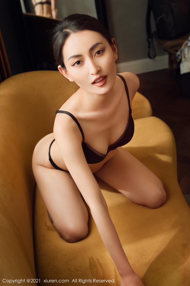 秀人网 [XIUREN] 2021.06.09 陈舒羽