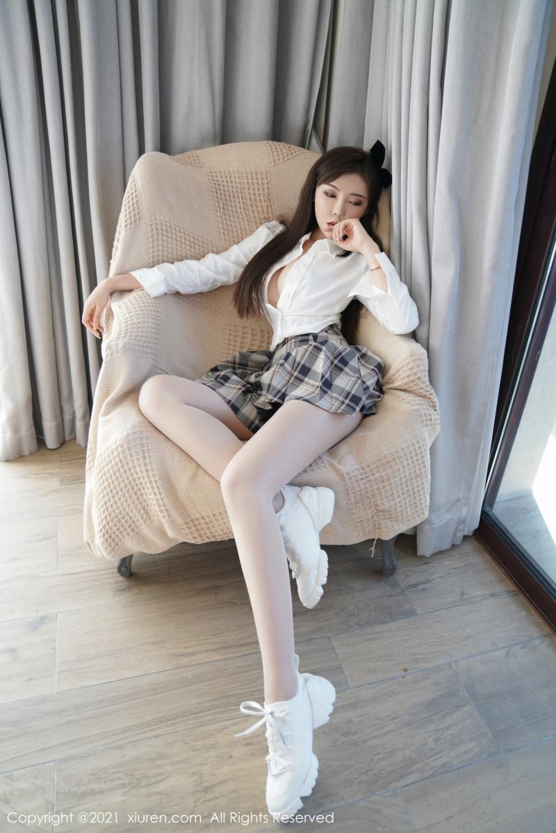 秀人网 [XIUREN] 2021.06.09 萌汉药baby
