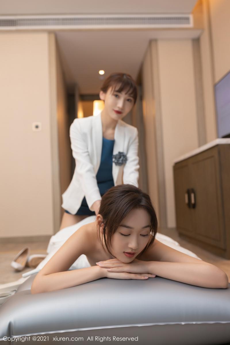 秀人网 唐安琪 [XIUREN] 2021.06.09 模特合集