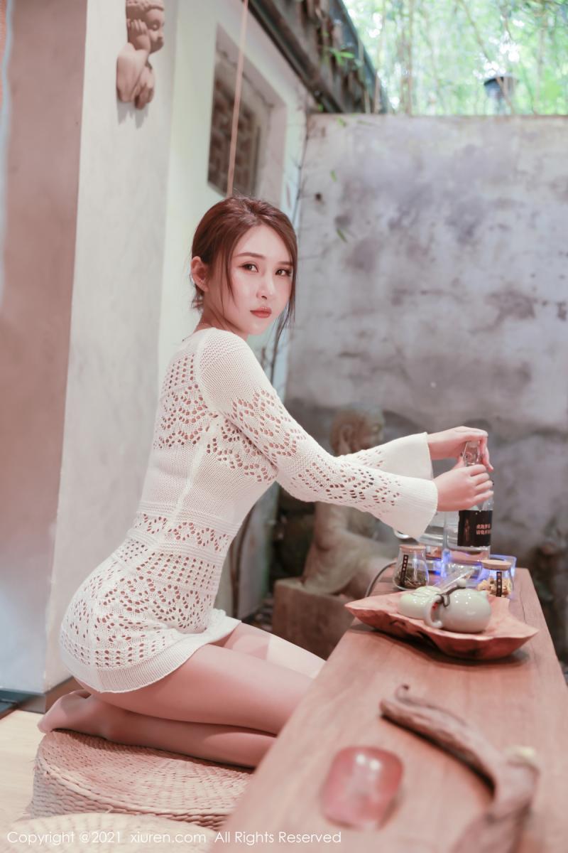 秀人网 [XIUREN] 2021.06.10 Emily尹菲