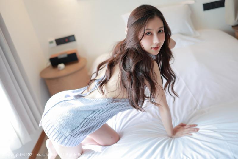 秀人网 [XIUREN] 2021.07.09 尹甜甜