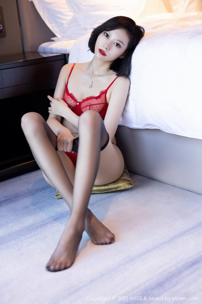 爱蜜社 [IMISS] 2021.07.09 VOL.612 艺轩