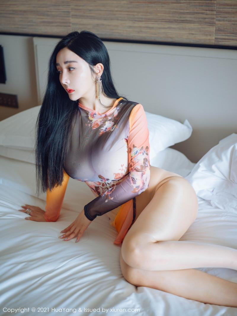 花漾show [HuaYang] 2021.07.13 VOL.427 允爾