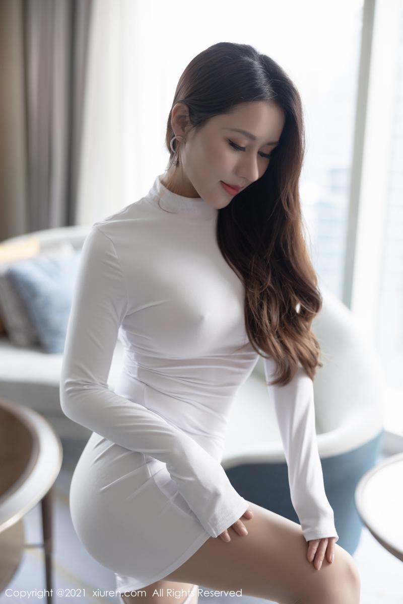 秀人网 [XIUREN] 2021.07.14 徐安安